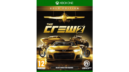 the crew 2 gold edition xbox one gameshop. Black Bedroom Furniture Sets. Home Design Ideas