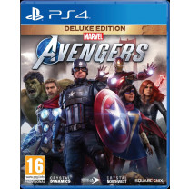 MARVELS AVENGERS DELUXE EDITION - PS4