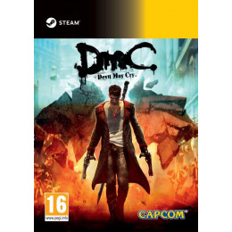 Coperta DEVIL MAY CRY - PC (STEAM CODE)
