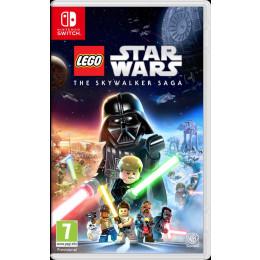 Coperta LEGO STAR WARS THE SKYWALKER SAGA - SW