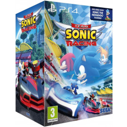 Coperta TEAM SONIC RACING SPECIAL EDITION - PS4