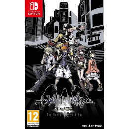 Coperta THE WORLD ENDS WITH YOU FINAL REMIX - SW