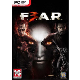 Coperta FEAR 3 - PC