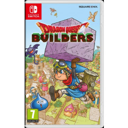 Coperta DRAGON QUEST BUILDERS - SW
