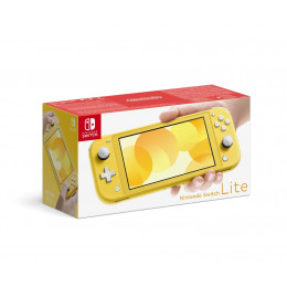 Coperta NINTENDO SWITCH LITE YELLOW CONSOLE - GDG