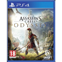 Coperta ASSASSINS CREED ODYSSEY - PS4