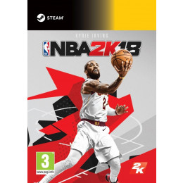 Coperta NBA 2K18 - PC (STEAM CODE)