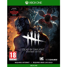 Coperta DEAD BY DAYLIGHT NIGHTMARE EDITION - XBOX ONE