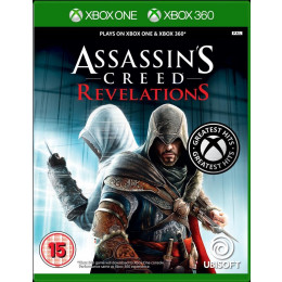 Coperta ASSASSINS CREED REVELATIONS - XBOX360 (XBOX ONE COMPATIBLE)
