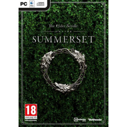 Coperta THE ELDER SCROLLS ONLINE SUMMERSET - PC
