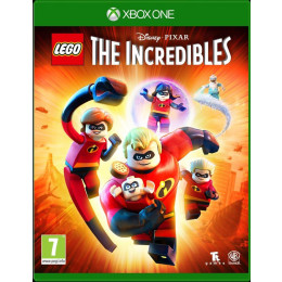 Coperta LEGO THE INCREDIBLES - XBOX ONE