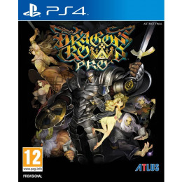 Coperta DRAGONS CROWN PRO BATTLE HARDENED EDITION - PS4