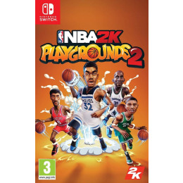 Coperta NBA 2K PLAYGROUNDS 2 - SW