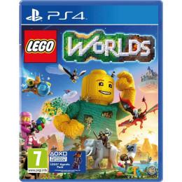 Coperta LEGO WORLDS - PS4