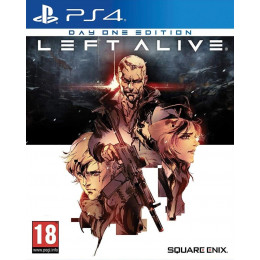 Coperta LEFT ALIVE - PS4