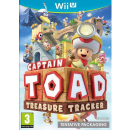 Coperta CAPTAIN TOAD TREASURE TRACKER SELECTS - WII U