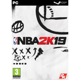 Coperta NBA 2K19 (CODE IN A BOX) - PC