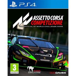 Coperta ASSETTO CORSA COMPETIZIONE - PS4