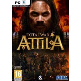 Coperta TOTAL WAR ATTILA - PC