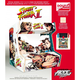 Coperta STREET FIGHTER (ARCADE MINI) - SW