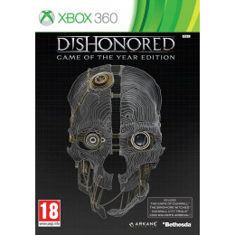 Coperta DISHONORED GOTY - XBOX360