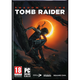 Coperta SHADOW OF THE TOMB RAIDER - PC