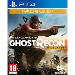 Coperta GHOST RECON WILDLANDS YEAR 2 GOLD - PS4