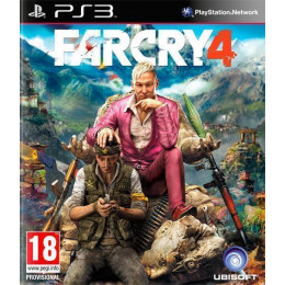 Coperta FAR CRY 4 ESSENTIALS - PS3