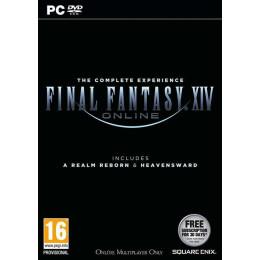 Coperta FINAL FANTASY XIV HEAVENSWARD BUNDLE - PC