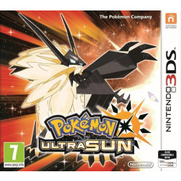 Coperta POKEMON ULTRA SUN - 3DS
