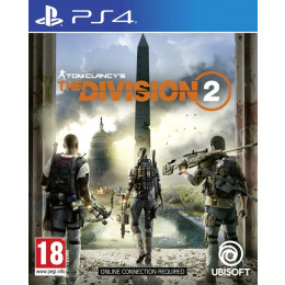 Coperta THE DIVISION 2 - PS4