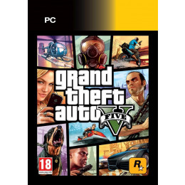 Coperta GRAND THEFT AUTO V - PC (SOCIAL CLUB CODE)