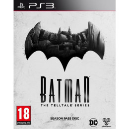Coperta TELLTALE BATMAN GAME - PS3