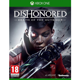 Coperta DISHONORED DEATH OF THE OUTSIDER - XBOX ONE