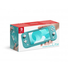 Coperta NINTENDO SWITCH LITE TURQUOISE CONSOLE - GDG