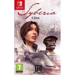 Coperta SYBERIA - SW