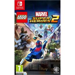Coperta LEGO MARVEL SUPER HEROES 2 - SW