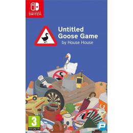Coperta UNTITLED GOOSE GAME - SW