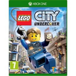 Coperta LEGO CITY UNDERCOVER - XBOX ONE