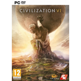Coperta CIVILIZATION 6 - PC