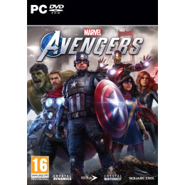 Coperta MARVEL AVENGERS - PC
