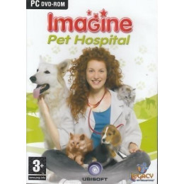 Coperta IMAGINE PET HOSPITAL - PC