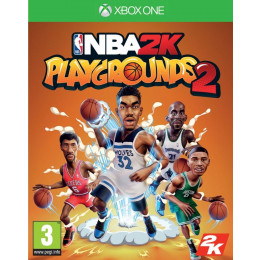 Coperta NBA 2K PLAYGROUNDS 2 - XBOX ONE