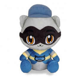 Coperta SLY COOPER AND THE THIEVUS RACOONUS STUBBINS PLUSH SLY