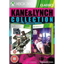 Coperta KANE & LYNCH DOUBLE PACK - XBOX 360