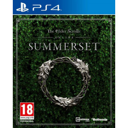 Coperta THE ELDER SCROLLS ONLINE SUMMERSET - PS4