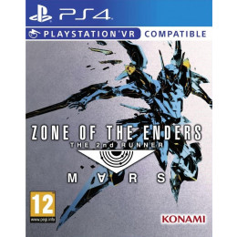 Coperta ZONE OF THE ENDERS THE 2ND RUNNER MARS (VR COMPATIBLE) - PS4