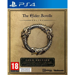 Coperta THE ELDER SCROLLS ONLINE GOLD EDITION - PS4