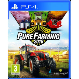 Coperta PURE FARMING 18 - PS4