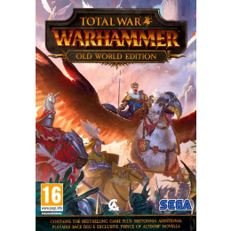 Coperta TOTAL WAR WARHAMMER OLD WORLD EDITION - PC